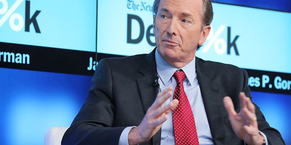 The power behind the throne at Morgan Stanley — here's who